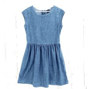 GAP Girls Denim Dress